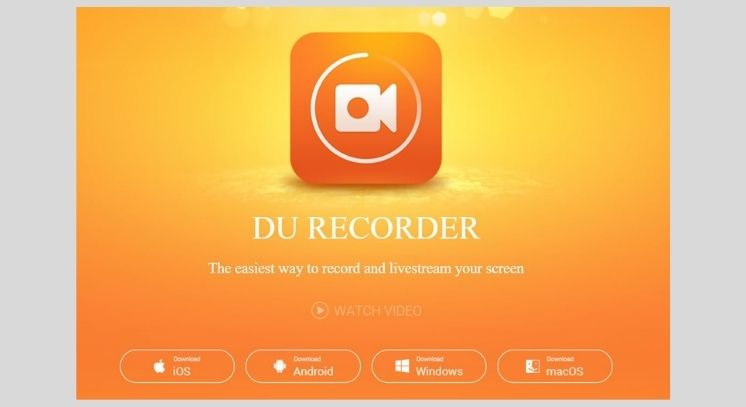 screen recorder app for PC and Mac